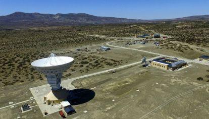 Base espacial china en Neuquén.