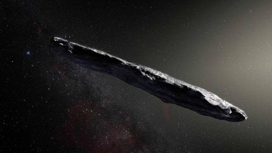 asteroide Oumuamua 02122019