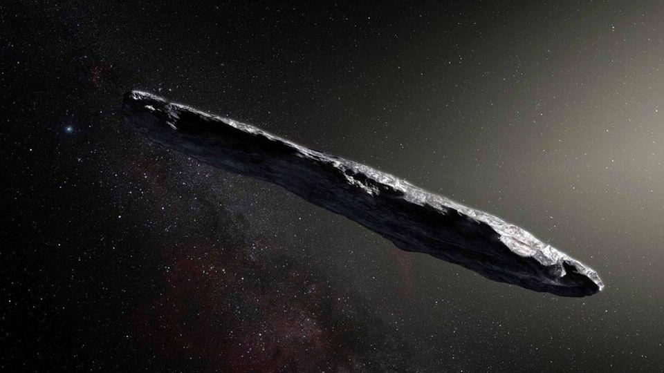 Un asteroide podría chocar con la tierra.