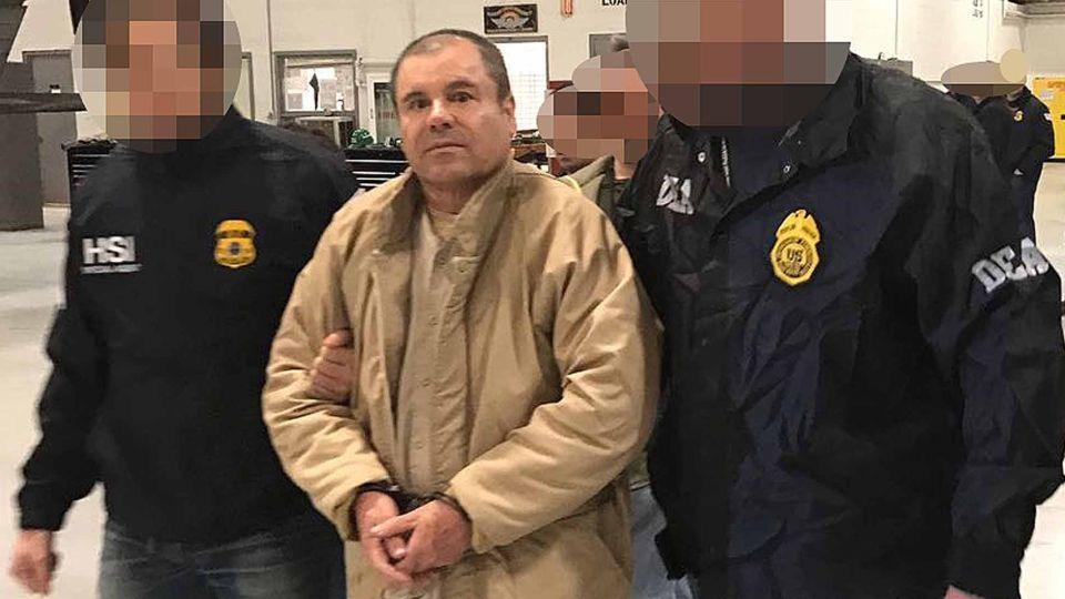 "Declararon culpable al ""Chapo"" Guzmán"
