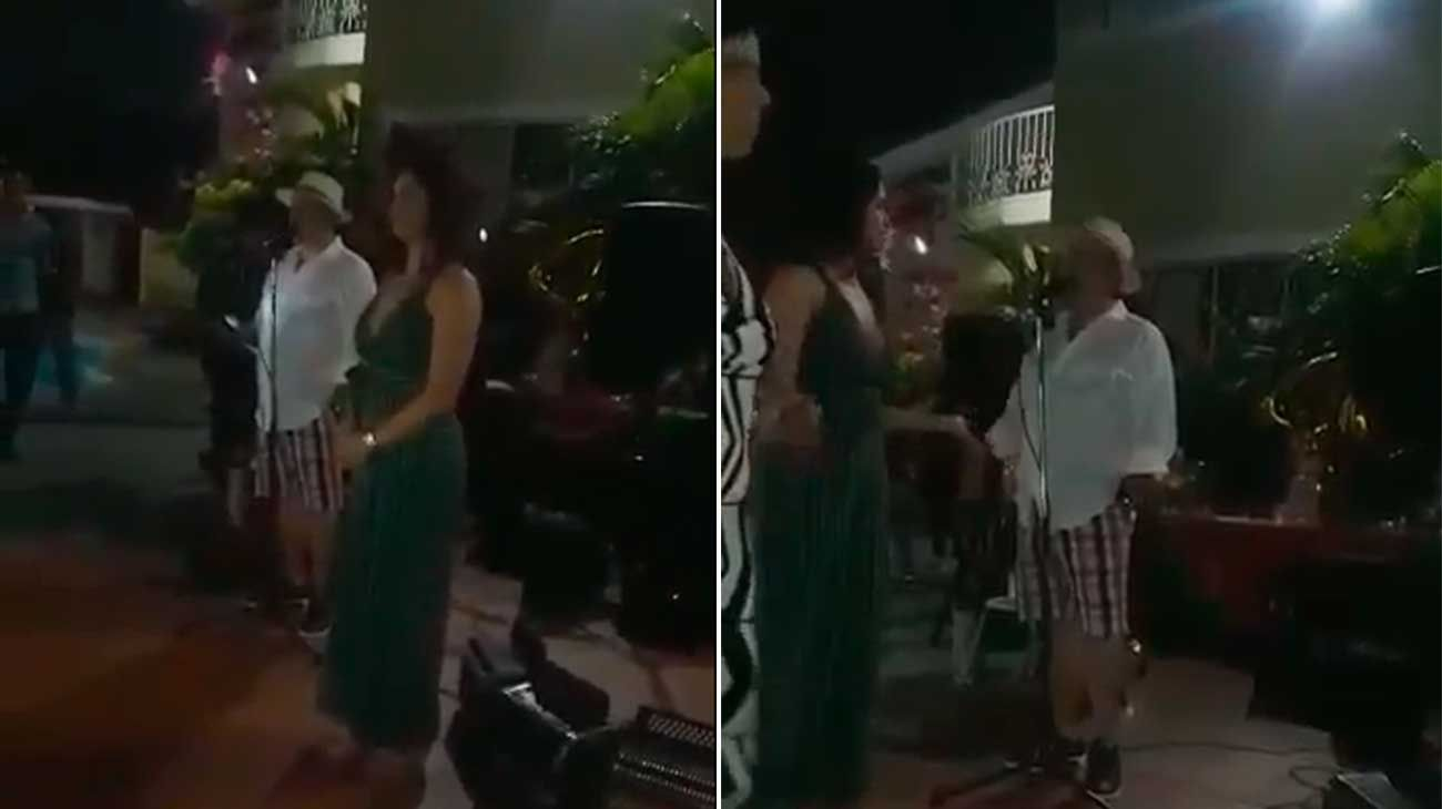 Acusan de infiel a un diputado venezolano en medio de una fiesta chavista