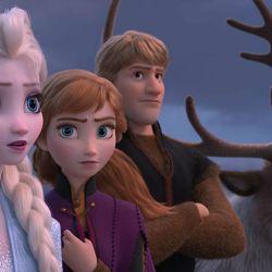 Las primeras imágenes oficiales de Frozen 2.
