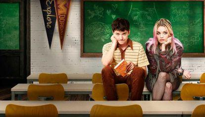 Sex Education es una serie de televisión web británica de comedia dramática, creada por Laurie Nunn, que se estrenó el 11 de enero de 2019 en Netflix.
