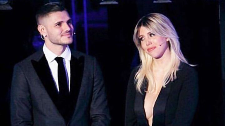 Mauro Icardi rompió el silencio tras el escándalo con el Inter