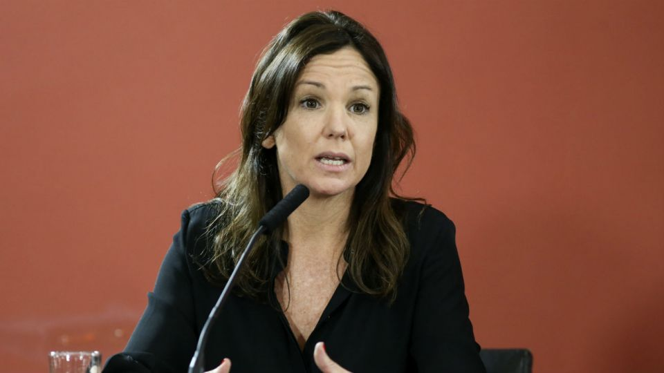 La ministra de Salud y Desarrollo Social, Carolina Stanley.