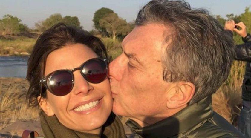 Nai Awada contó la anécdota del día que Macri se tragó el bigote postizo