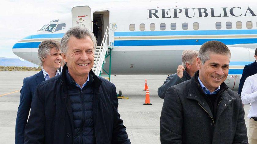 Actualidad: Macri llega a Nueva Delhi