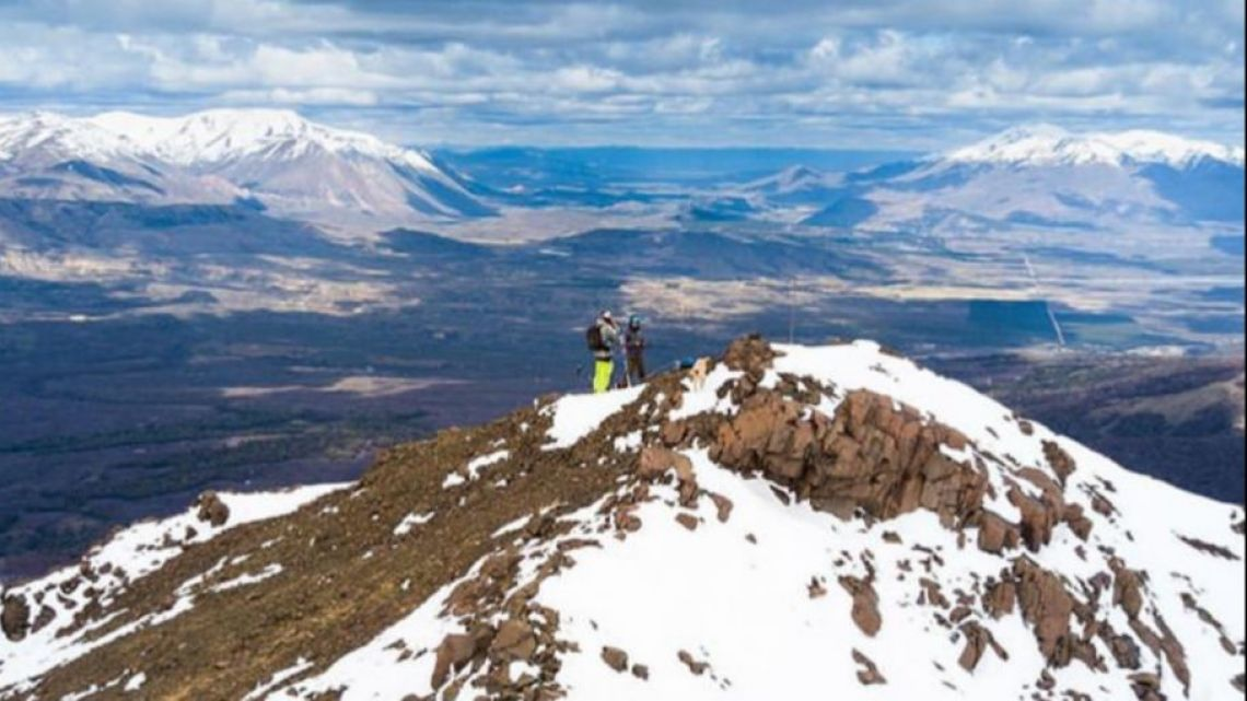 Huemules Challenge, cross country extremo en Chubut