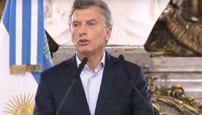 Mauricio Macri anunció nuevas medidas para las PYMES.
