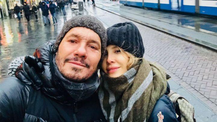 El romántico mensaje de Marcelo Tinelli a Guillermina por San Valentín