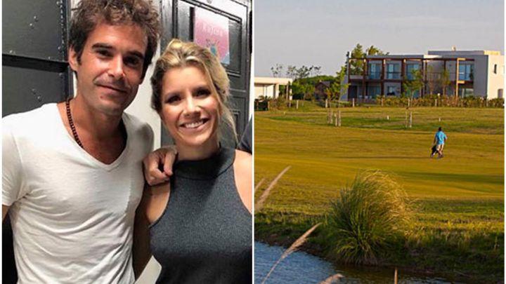 Así será la casa donde vivirán Laurita Fernández y Nicolás Cabré