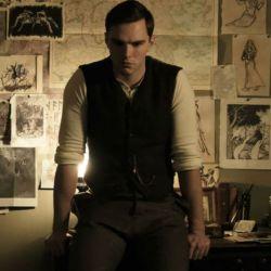 Nicholas Hoult como Tolkien