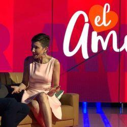 Rodolfo Barili y Cristina Pérez hablan de su relación