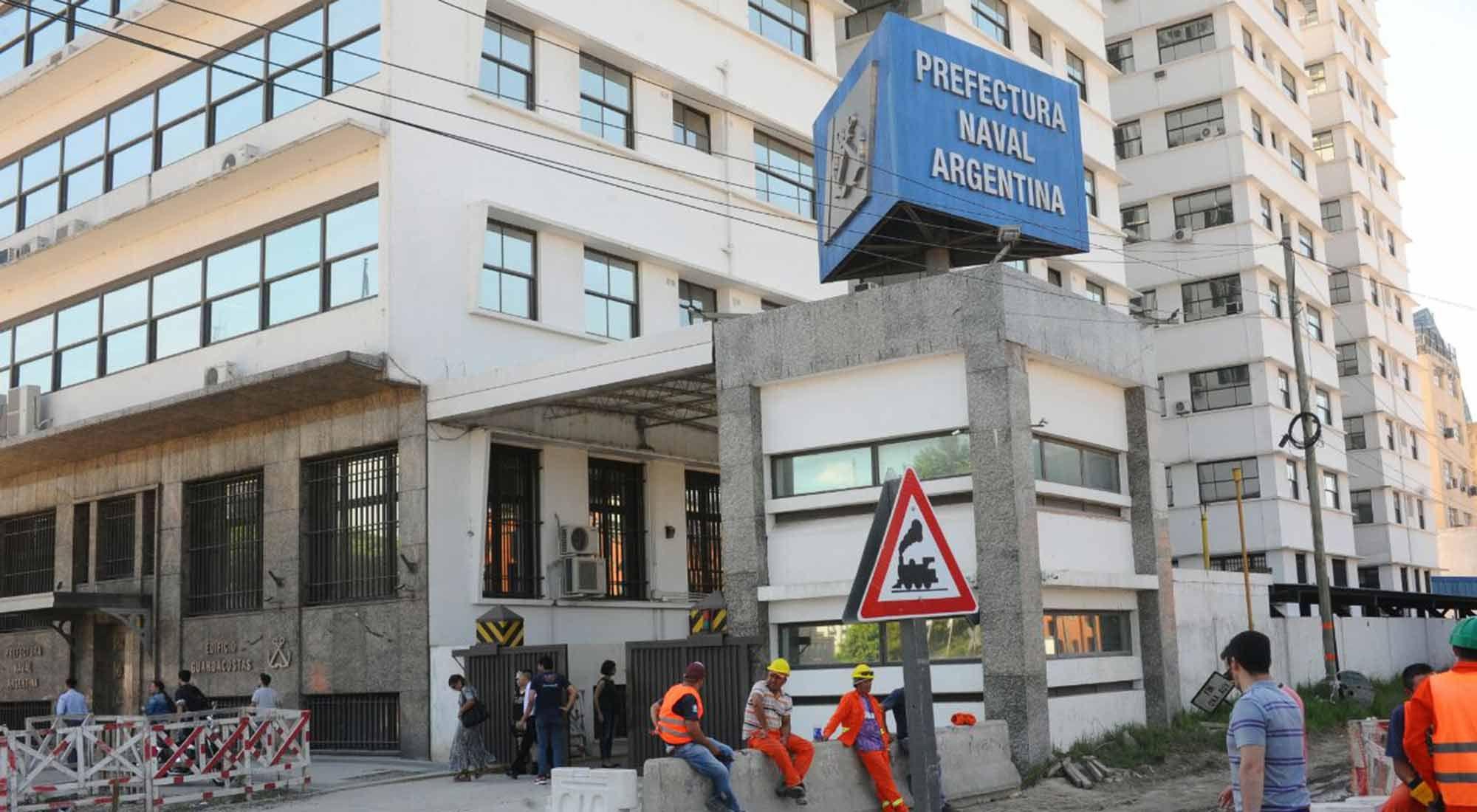 Edificio de Prefectura Naval Argentina
