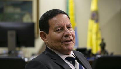 Brazilian Vice President Hamilton Mourao Interview