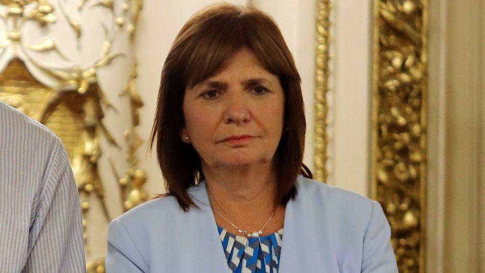 Patricia Bullrich 20190215