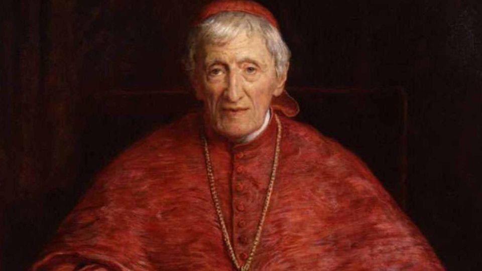 Cardenal John Henry Newman 02152019