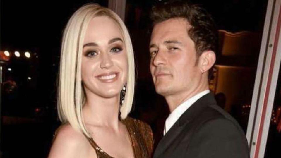 Katy Perry y Orlando Bloom, anunciaron su compromiso
