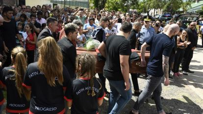 Video | Así despidieron por última vez a Emiliano Sala en Progreso