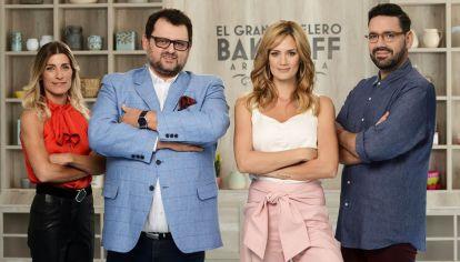 Inglés. The Great British Bake Off de la BBC tiene su versión en Telefe: Bake Off Argentina: El gran pastelero.