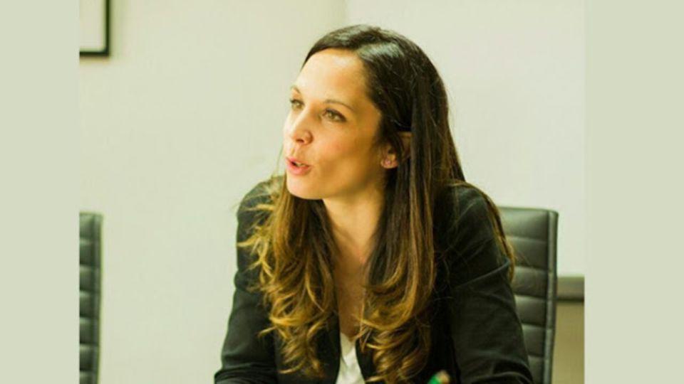 Natalia Salvo, la abogada de Pedro Etchebest, el empresario que denunció al fiscal Carlos Stornelli y al abogado Marcelo D'Alessio por extorsión.
