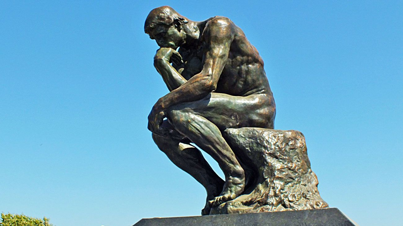 El pensador. La dificultad de cuantificar emociones y su influencia en el cálculo de previsibilidad electoral.
