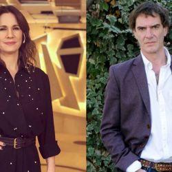 Nancy Dupláa y Darío Lopérfido