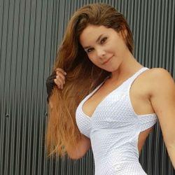 Noelia Ríos, la entrenadora hot de las famosas