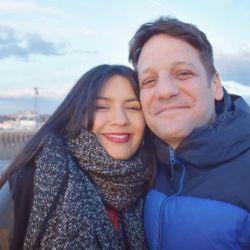 Ludmila Romero y Rodrigo de la Serna fueron papás.