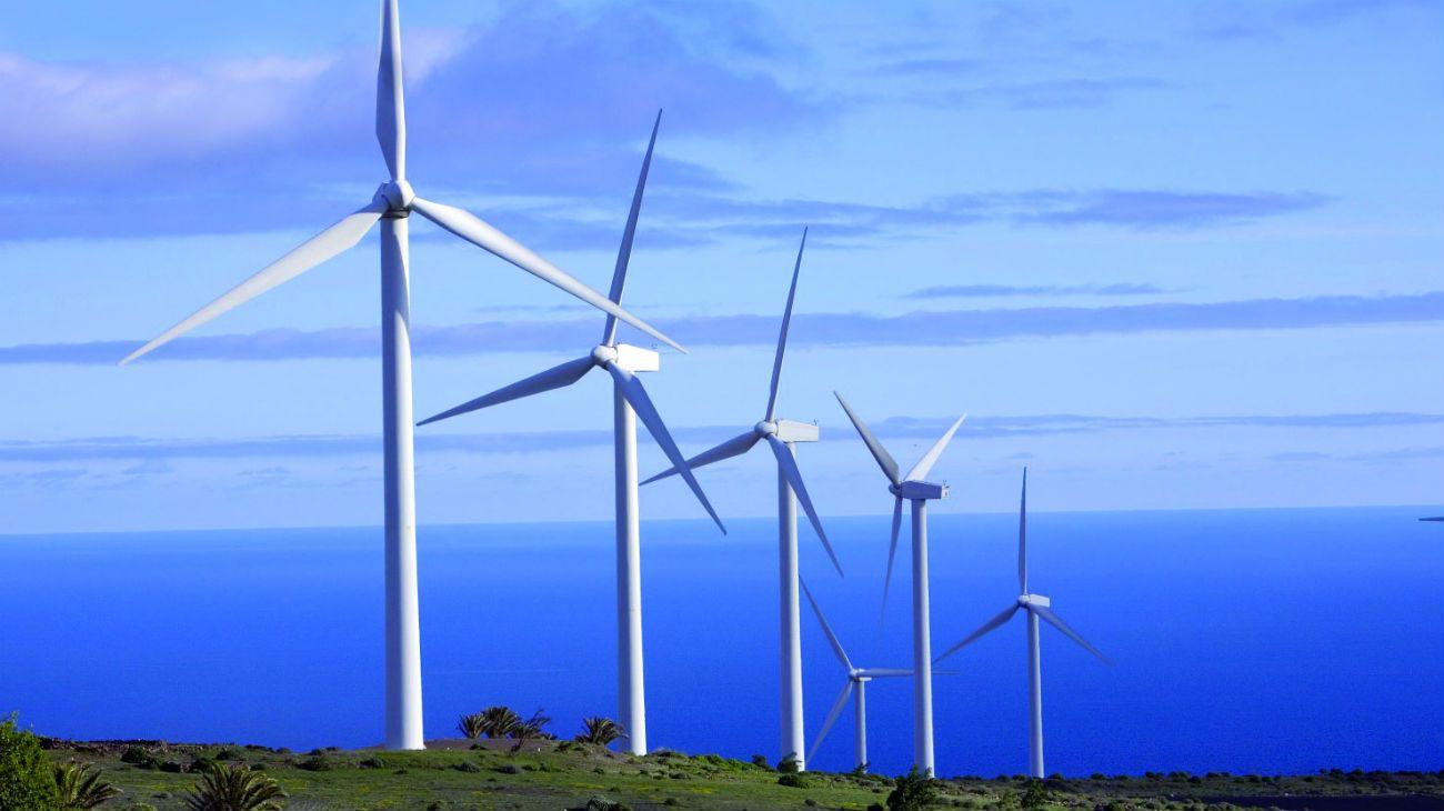 La energía eólica fue impulsada por el gobierno de Mauricio Macri.