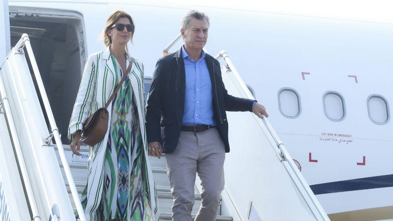 "Macri, a empresarios en India: ""Espero que encuentren socios"""
