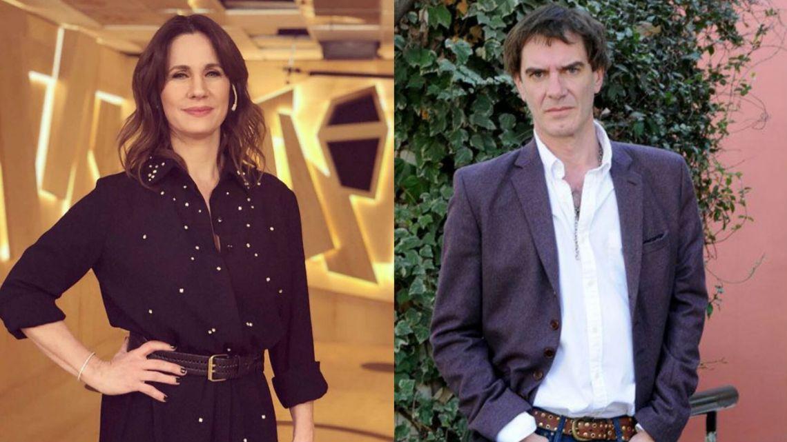 El reproche de Nancy Dupláa a Darío Lopérfido