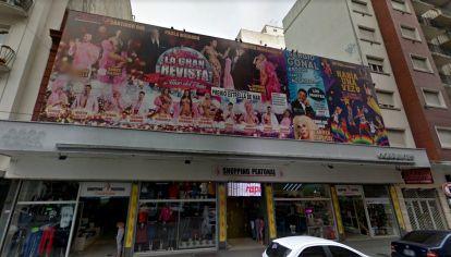 Teatro Corrientes de Mar del Plata