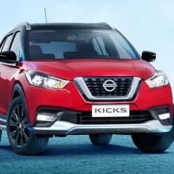 Nissan Kicks UEFA Champions League Limited Edition.