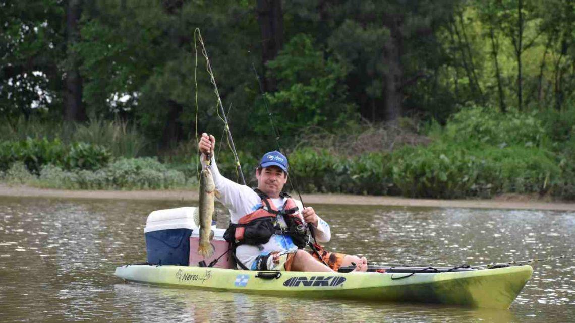Río Paraná: variada con buenos colmillos