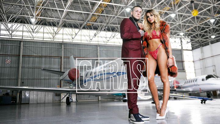 Charlotte y Alexander Caniggia: polémicos y súper hot