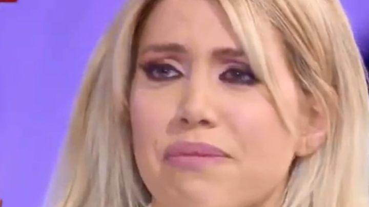 Wanda Nara rompió en llanto y habló de Icardi en la TV italiana
