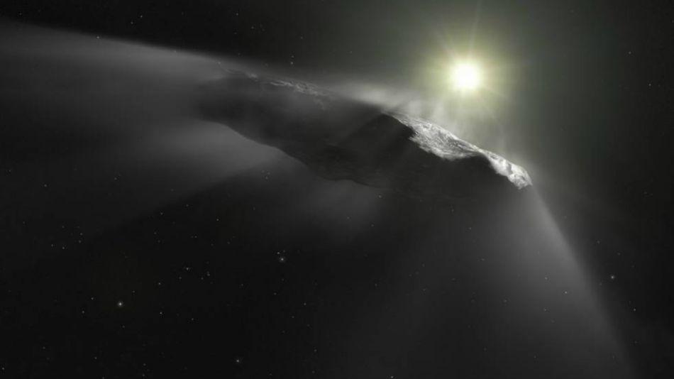 misterio asteroide oumuamua
