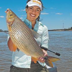 Relevamos el Río de la Plata, el Uruguay y el Paraná en busca de esta presa siempre difícil. Claves, carnadas, guías y detalle de los points más rendidores para capturarla.