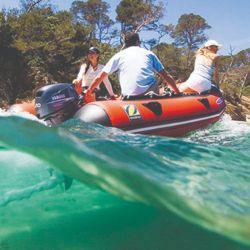 Cuando practicamos algún deporte acuático, podemos entrar en contacto con las palas del motor. Un simple dispositivo puede ayudarnos a evitar accidentes.