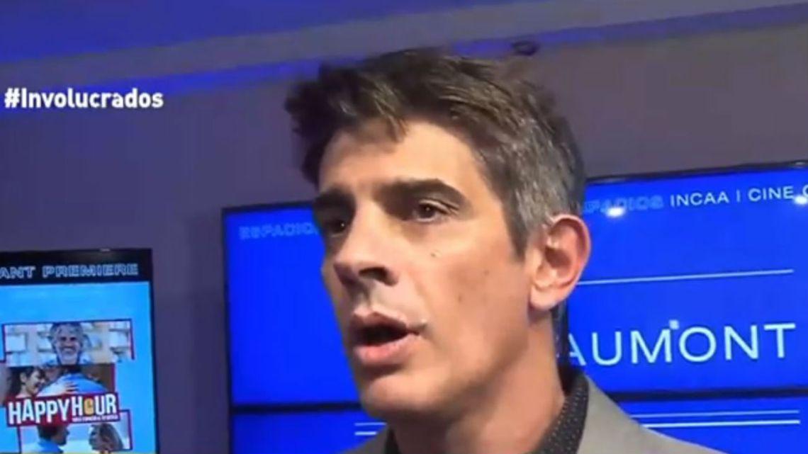 Pablo Echarri criticó nuevamente a Mauricio Macri.