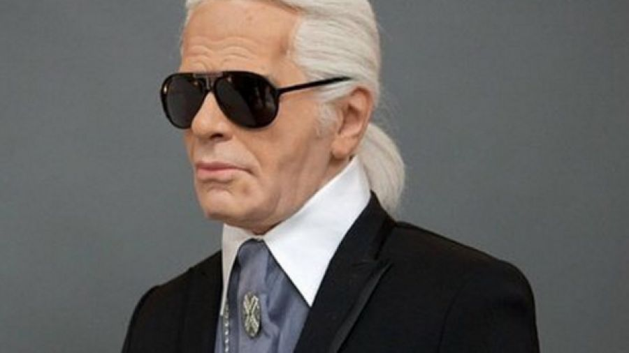 Karl Lagerfeld, el Káiser de la moda