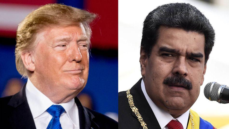 20190219 Trump Maduro