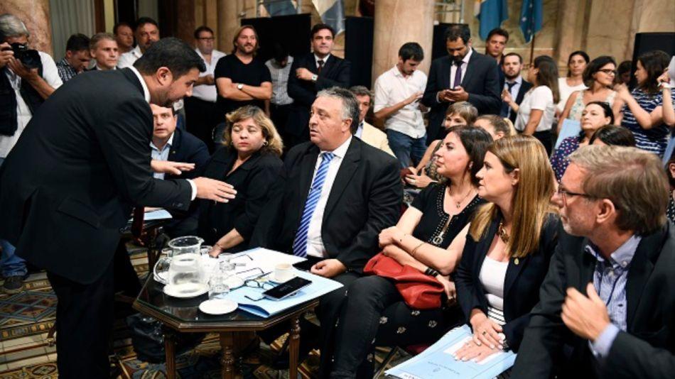 Bicameral Permanente de Trámite Legislativo rechazó el decreto de extinción de dominio.