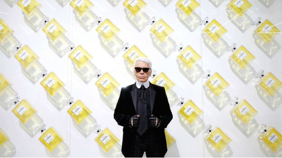 karl lagerfeld coco chanel