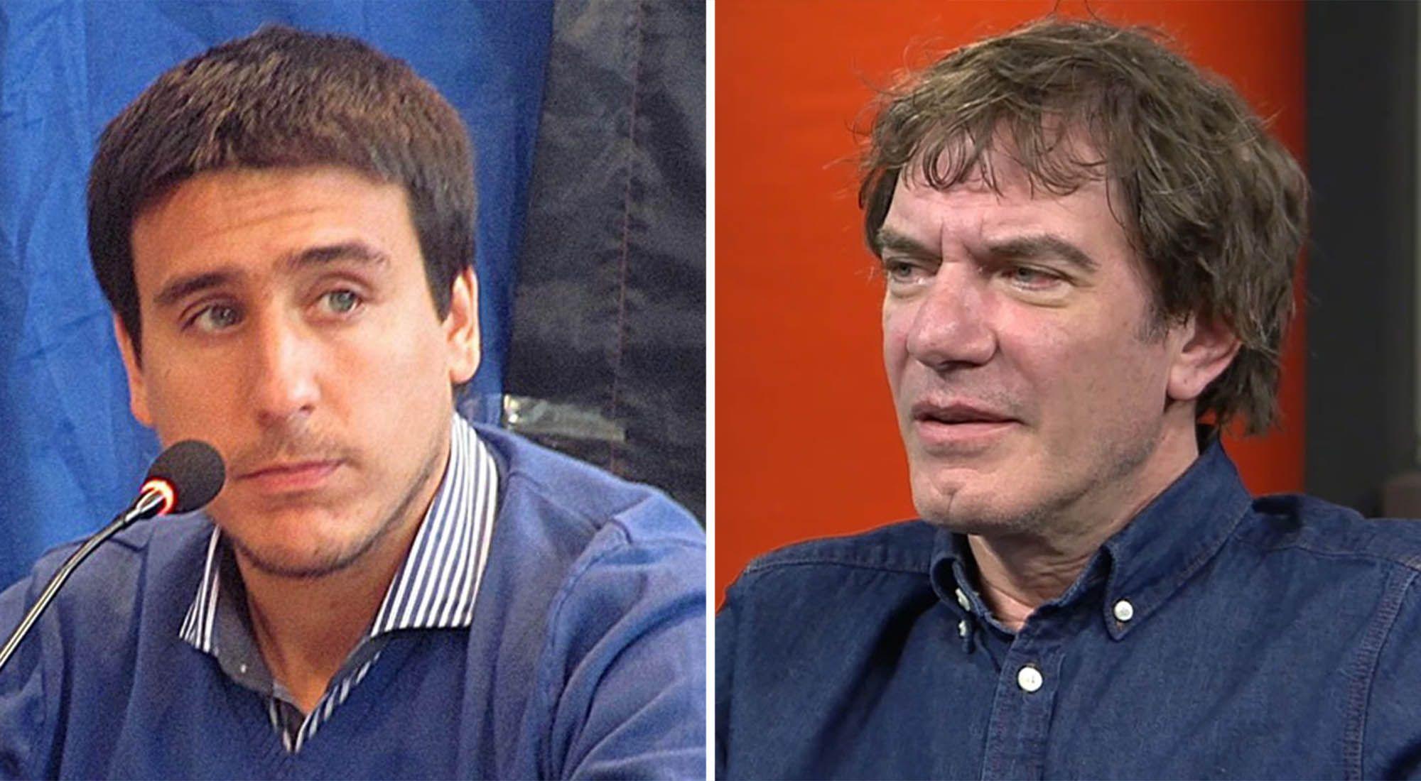 """El hijo del """"Chino"""" Navarro le respondió a Lopérfido: """"Hacen teatro para salir en los medios"""""""