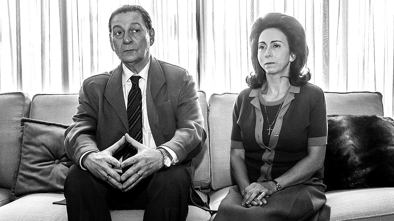 Perón e Isabel en otra serie éxito de España