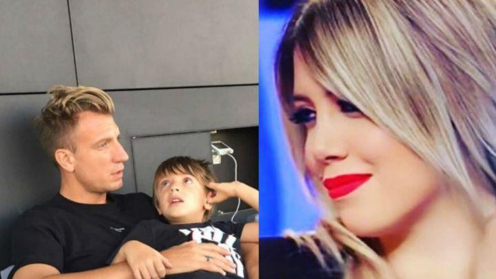 Maxi López, durísimo contra Wanda Nara: confirmó que le prohíbe ver a sus hijos