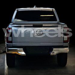 Según Wheels Magazine, la misteriosa camioneta podría ser la nueva Ranger.