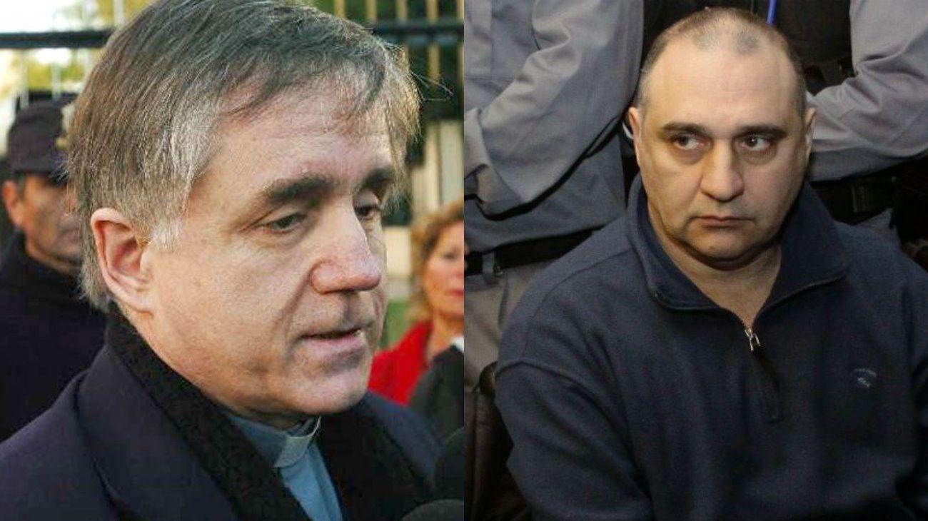 Julio César Grassi y Jorge Néstor Mangeri deberán ser incluidos en el Registro Nacional de Datos Genéticos para delincuentes sexuales.